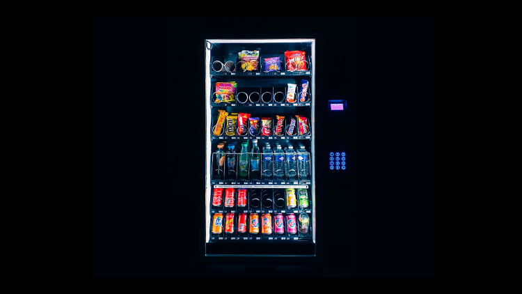 Create a simple vending machine that takes Dash payment!